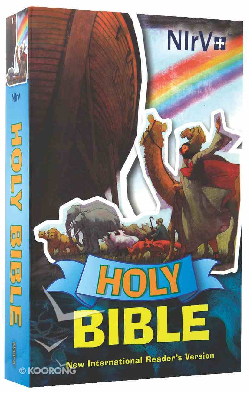 NIRV Children's Outreach Bible (Ages 6-10) Paperback