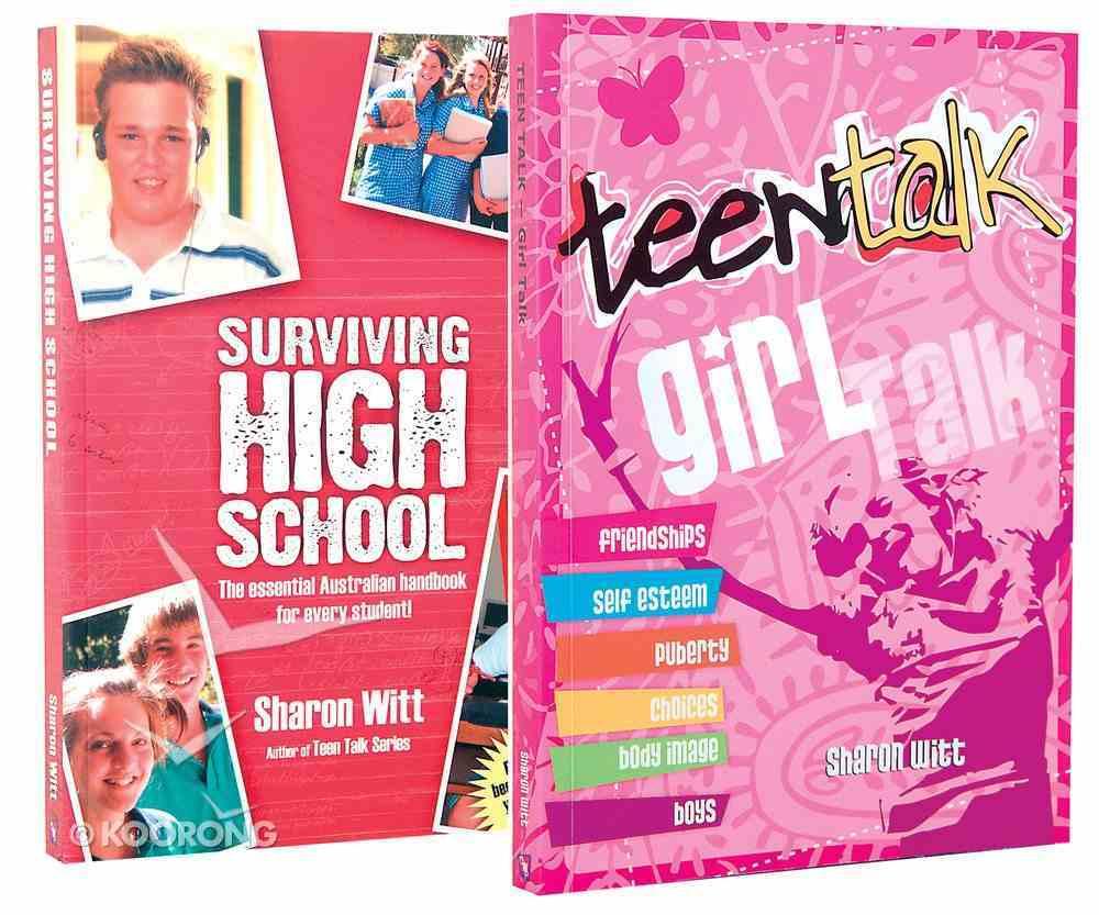 Teen Talk: Girl Talk/Surviving High School (Pack) Pack