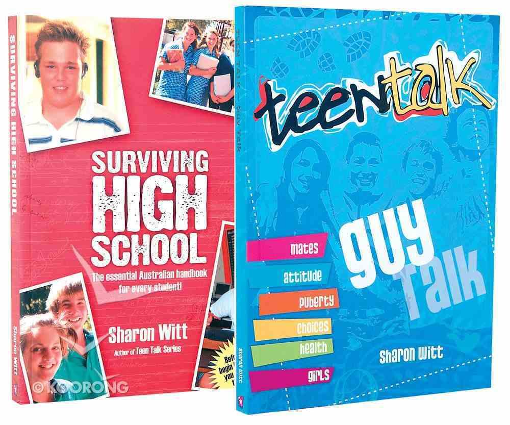 Teen Talk: Guy Talk/Surviving High School (Pack) Pack