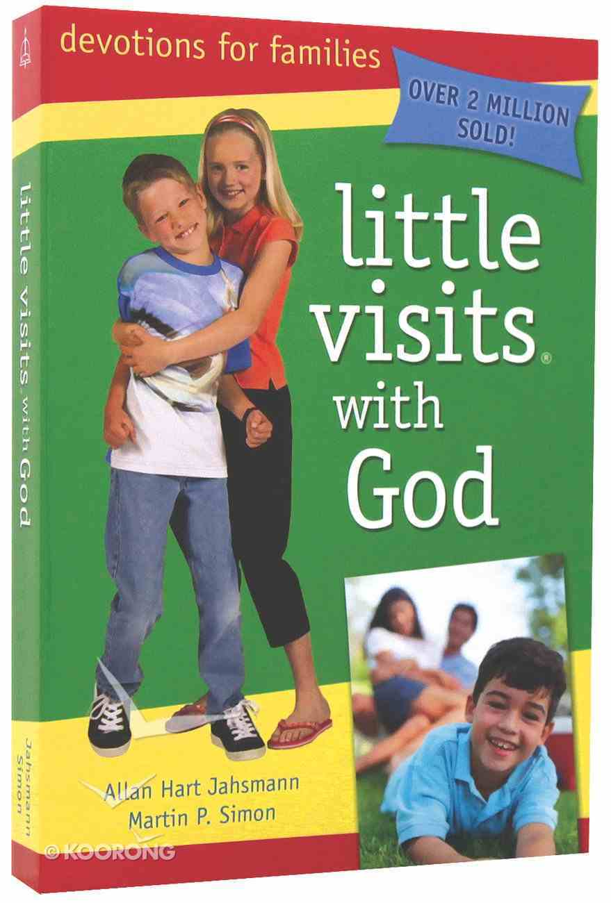Little Visits With God (Ages 7-10) (Little Visits Library Series) Paperback