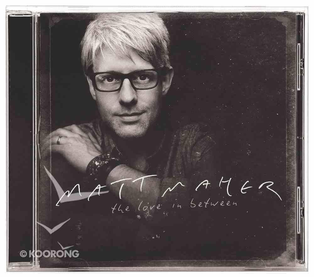 Love in Between CD