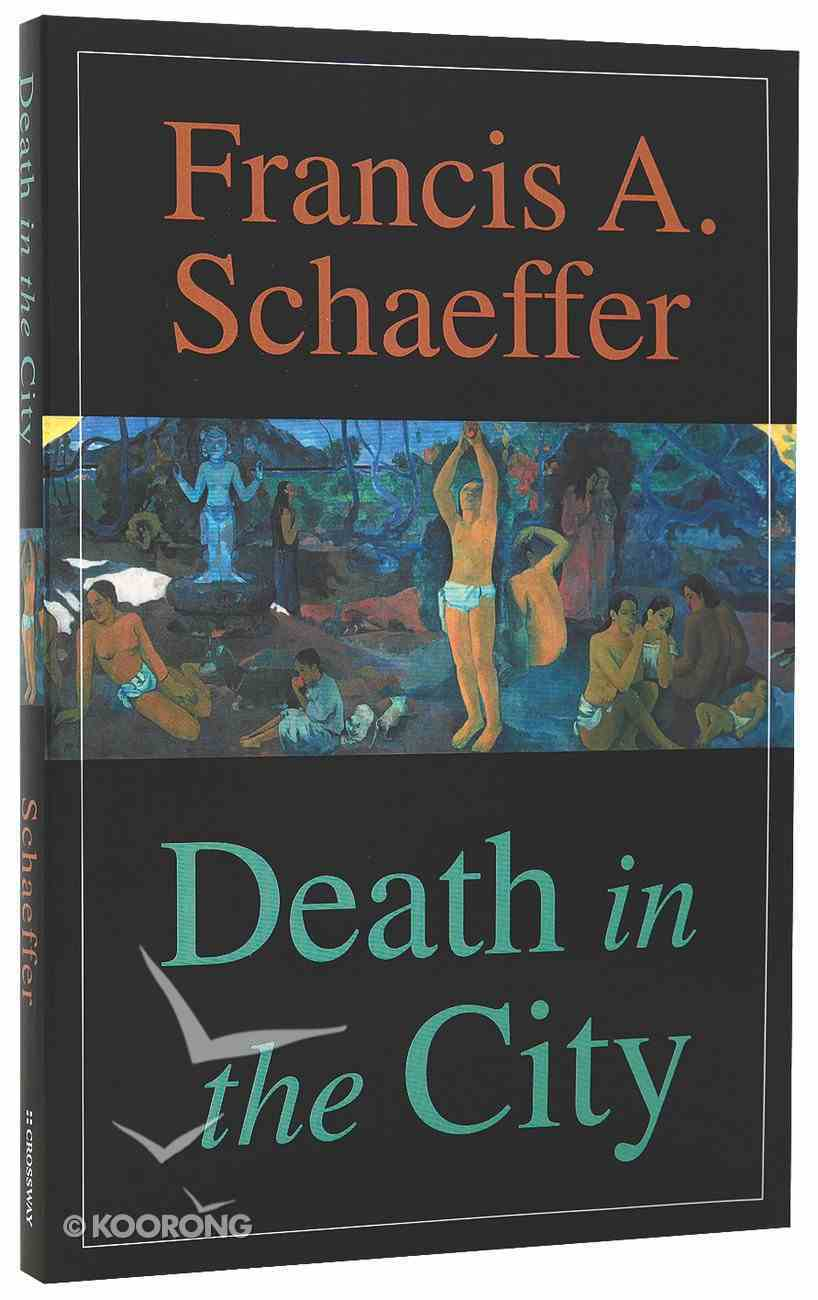 Death in the City Paperback