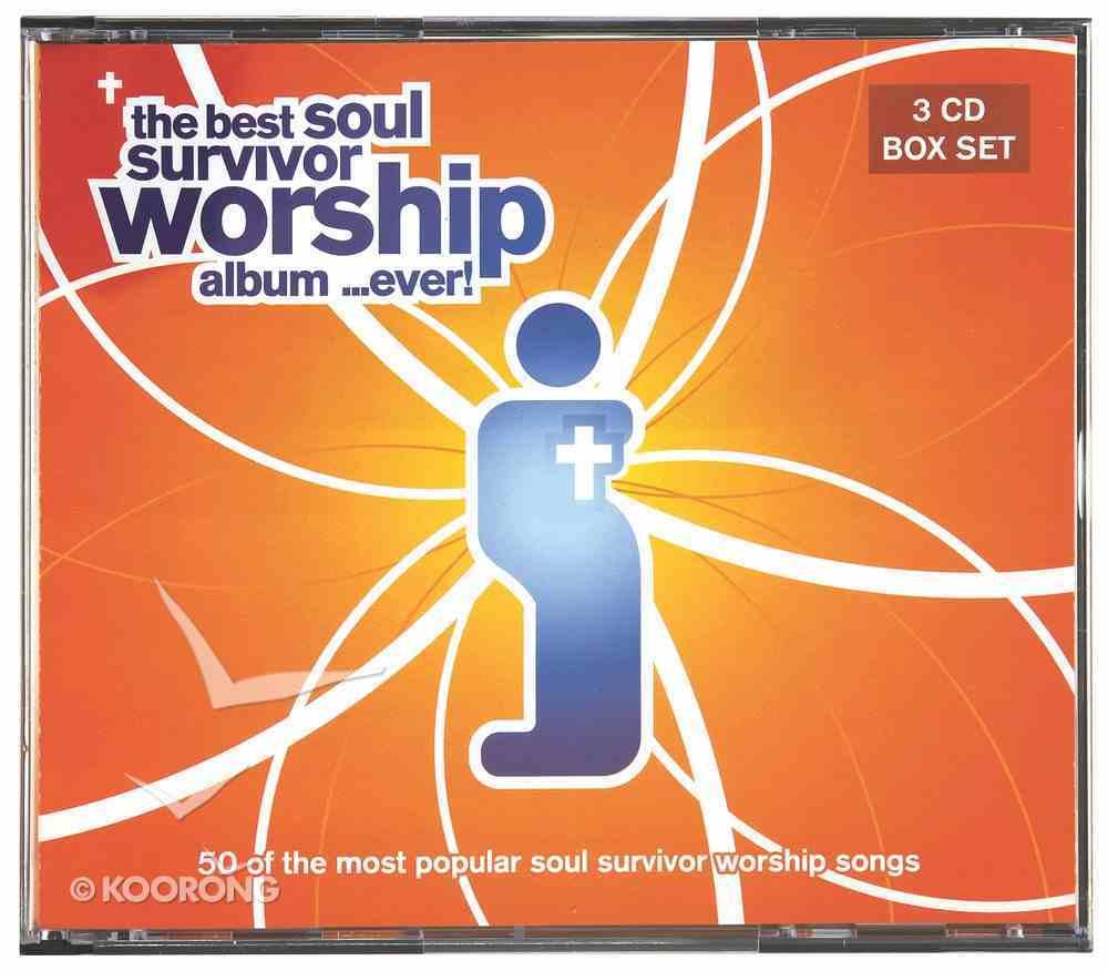 The Best Soul Survivor Worship Album... Ever CD