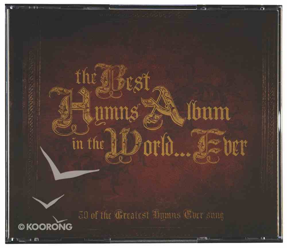 Best Hymns Album Ever (Traditional) CD