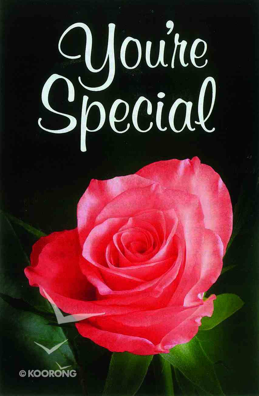 You're Special (Pack Of 25) Booklet