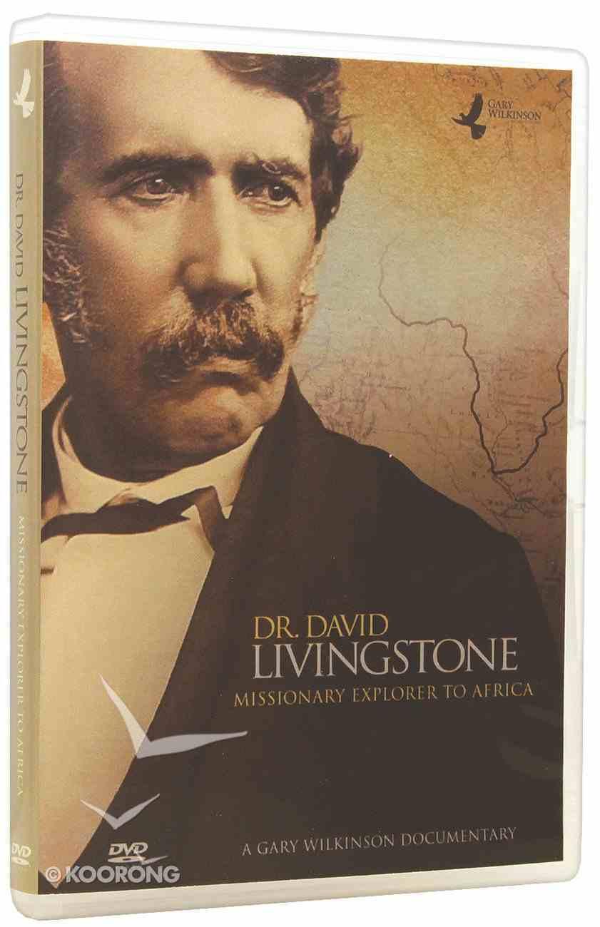 Dr. David Livingstone - Missionary Explorer to Africa DVD