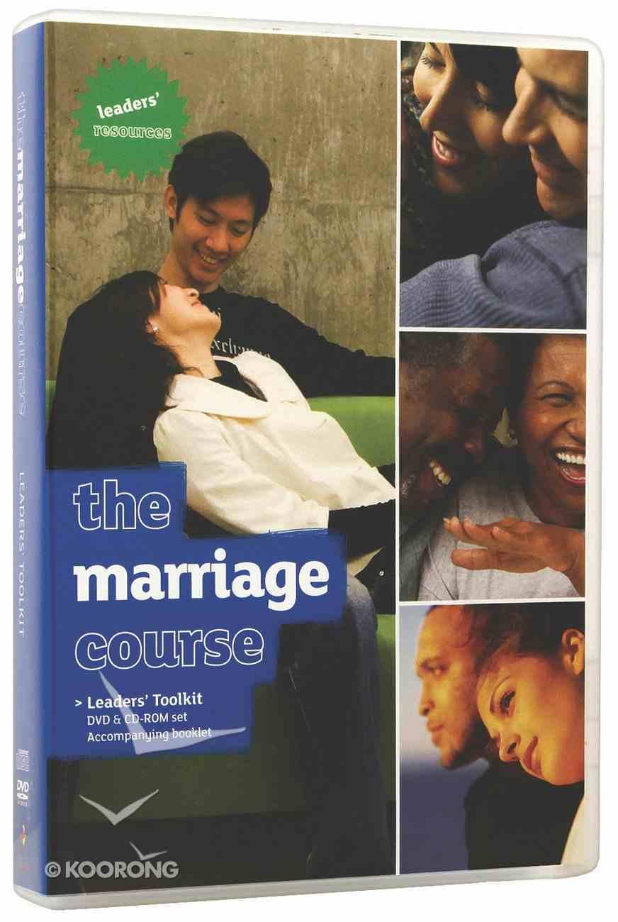 Leaders' Toolkit Dvd/Cdrom (The Alpha Marriage Course) Pack
