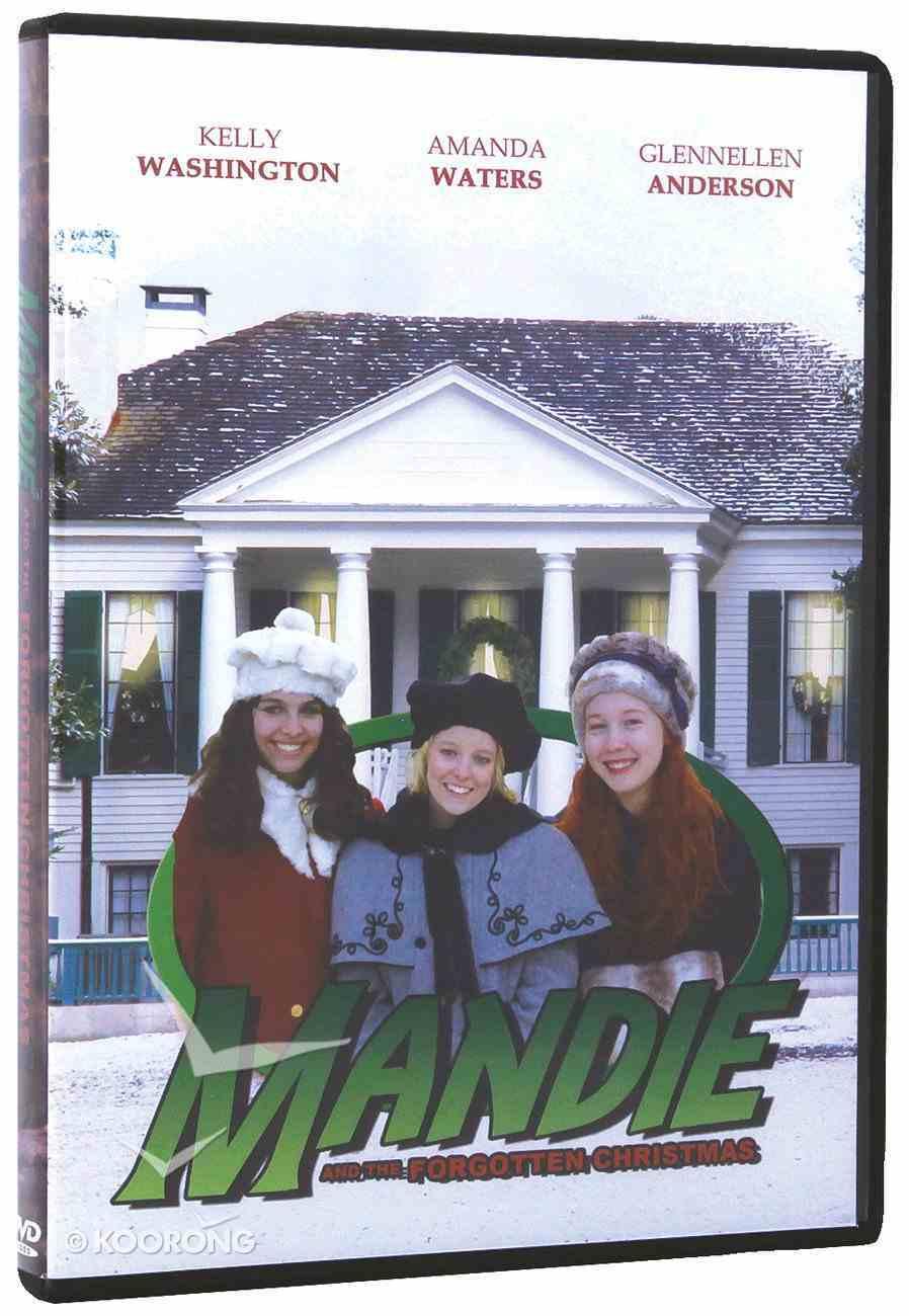 Mandie #03: Mandie and the Forgotten Christmas DVD