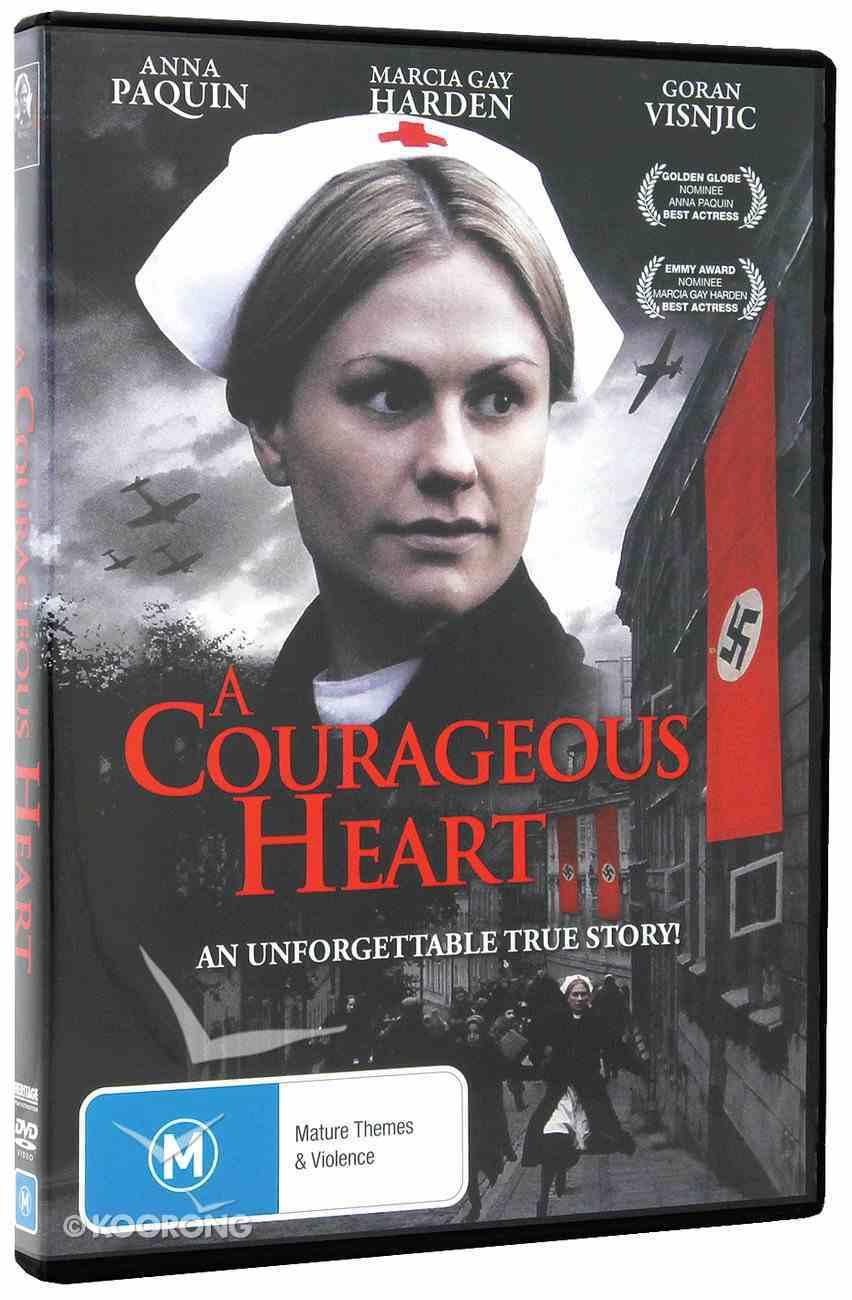 A Courageous Heart DVD