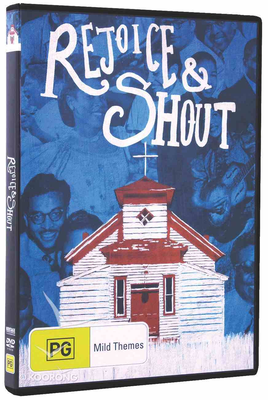 Rejoice and Shout DVD