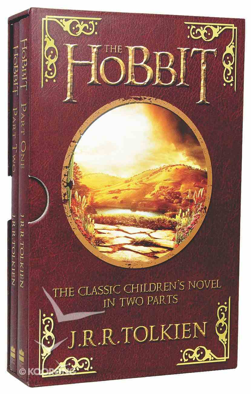 The Hobbit Slipcase (Part 1 And 2) Paperback