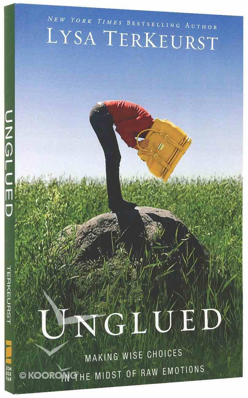 Unglued Paperback