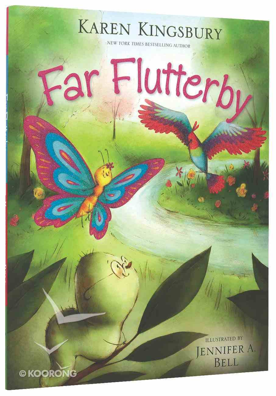 Far Flutterby Hardback