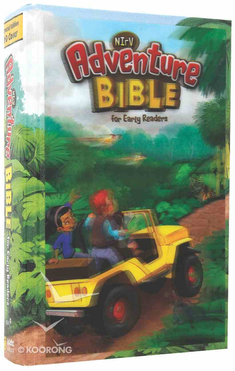 NIRV Adventure Bible For Early Readers Lenticular 3d Motion Hardback