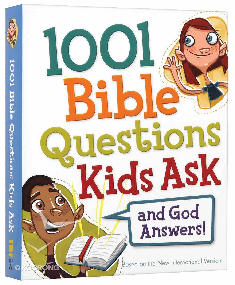 1001 Bible Questions Paperback
