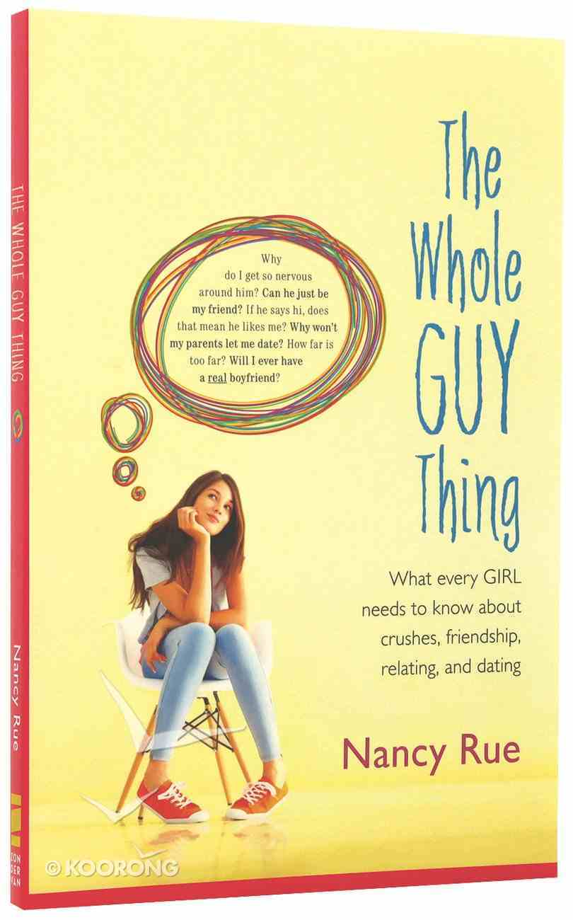 The Whole Guy Thing Paperback