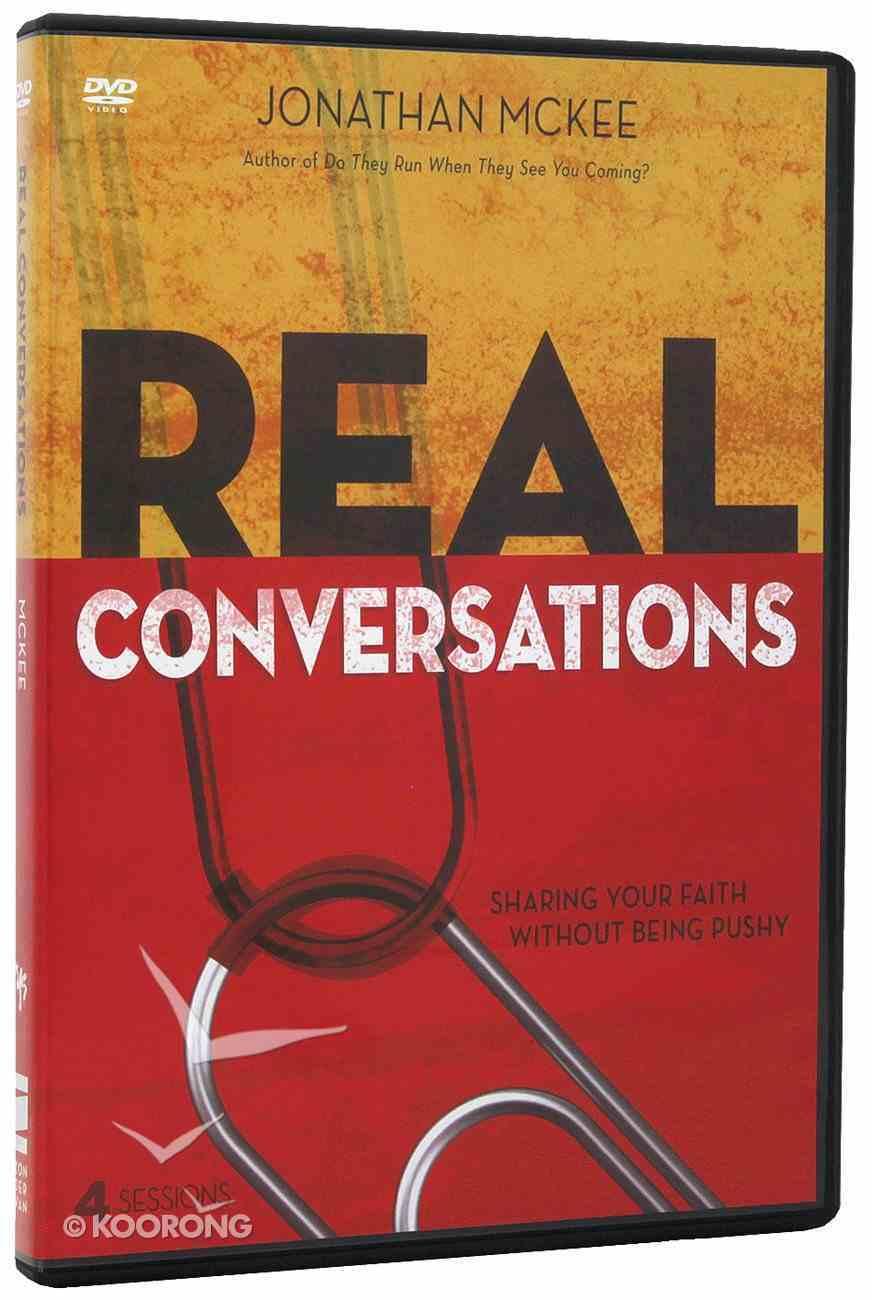 Real Conversations (Dvd Study) DVD