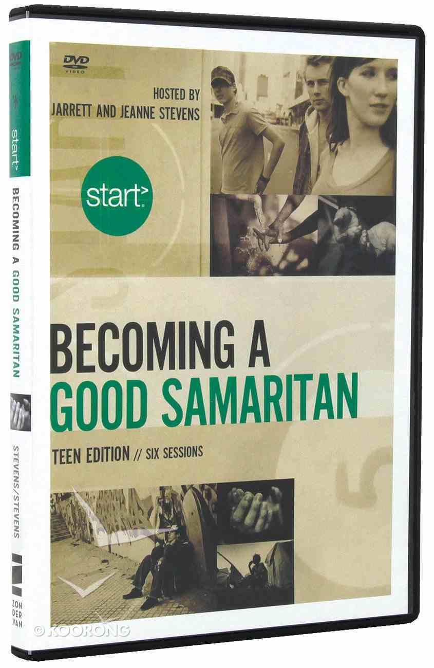Becoming a Good Samaritan (Teen DVD) (Start Series) DVD