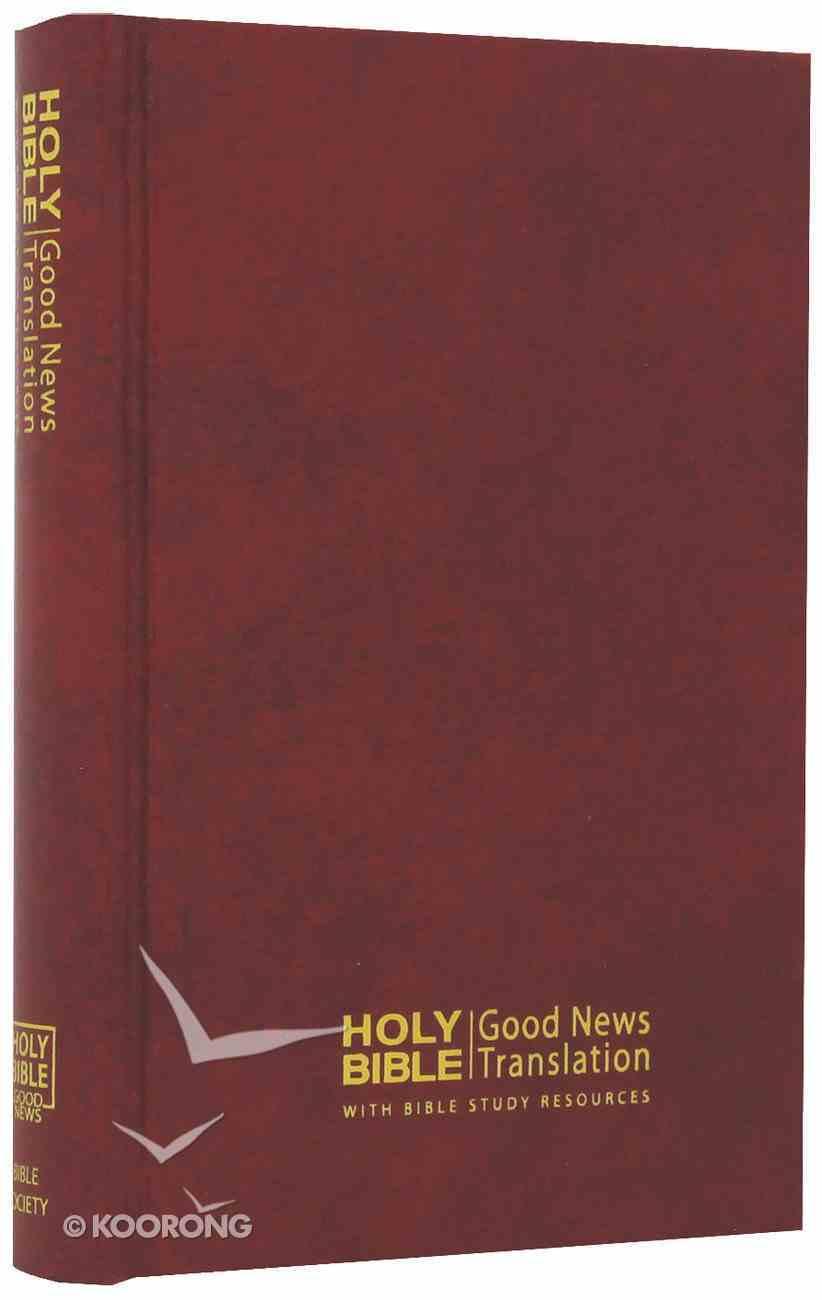 GNB Compact Bible Red Hardback