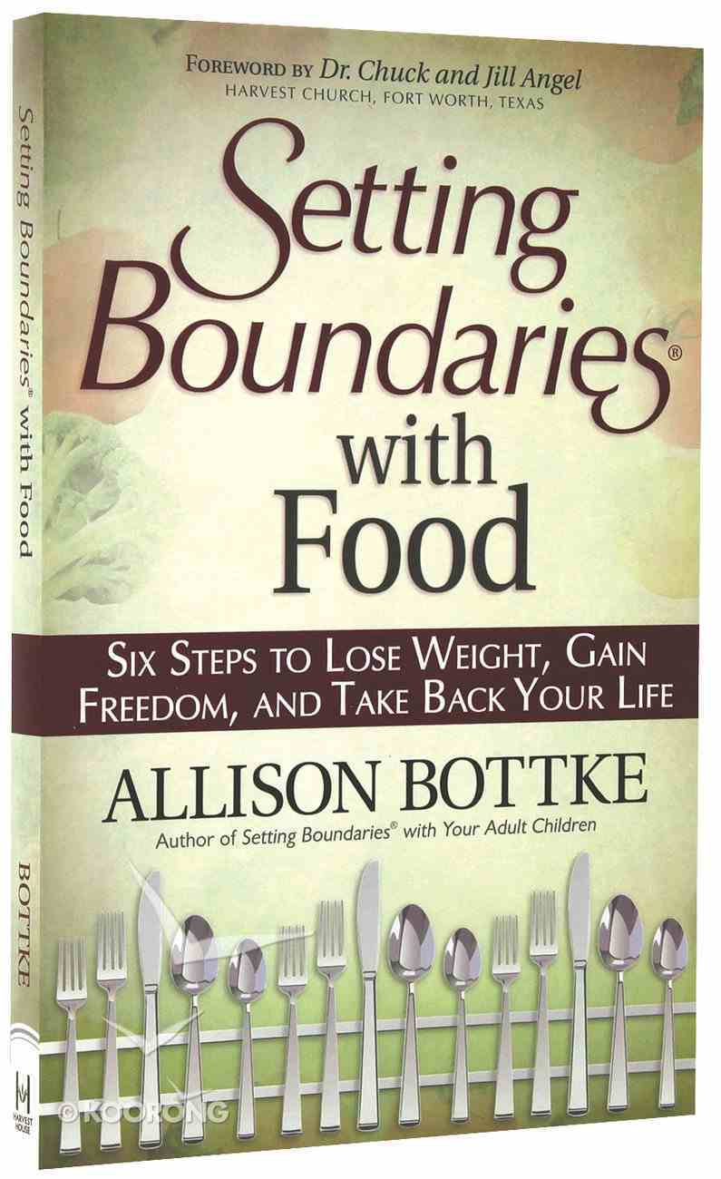 Setting Boundaries With Food Paperback