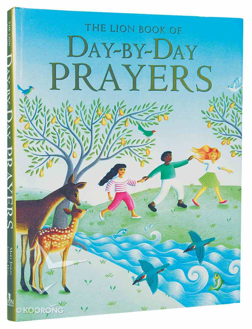 The Lion Book of Day-By-Day Prayers Hardback