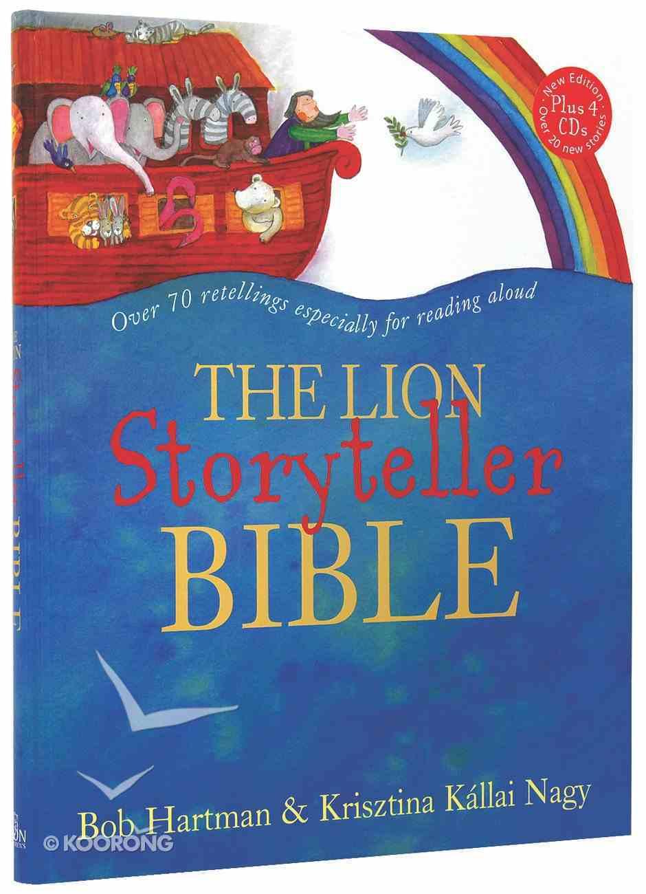 The Lion Storyteller Bible Hardback