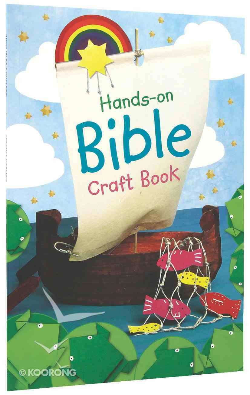 Hands-On Bible Craft Book Paperback