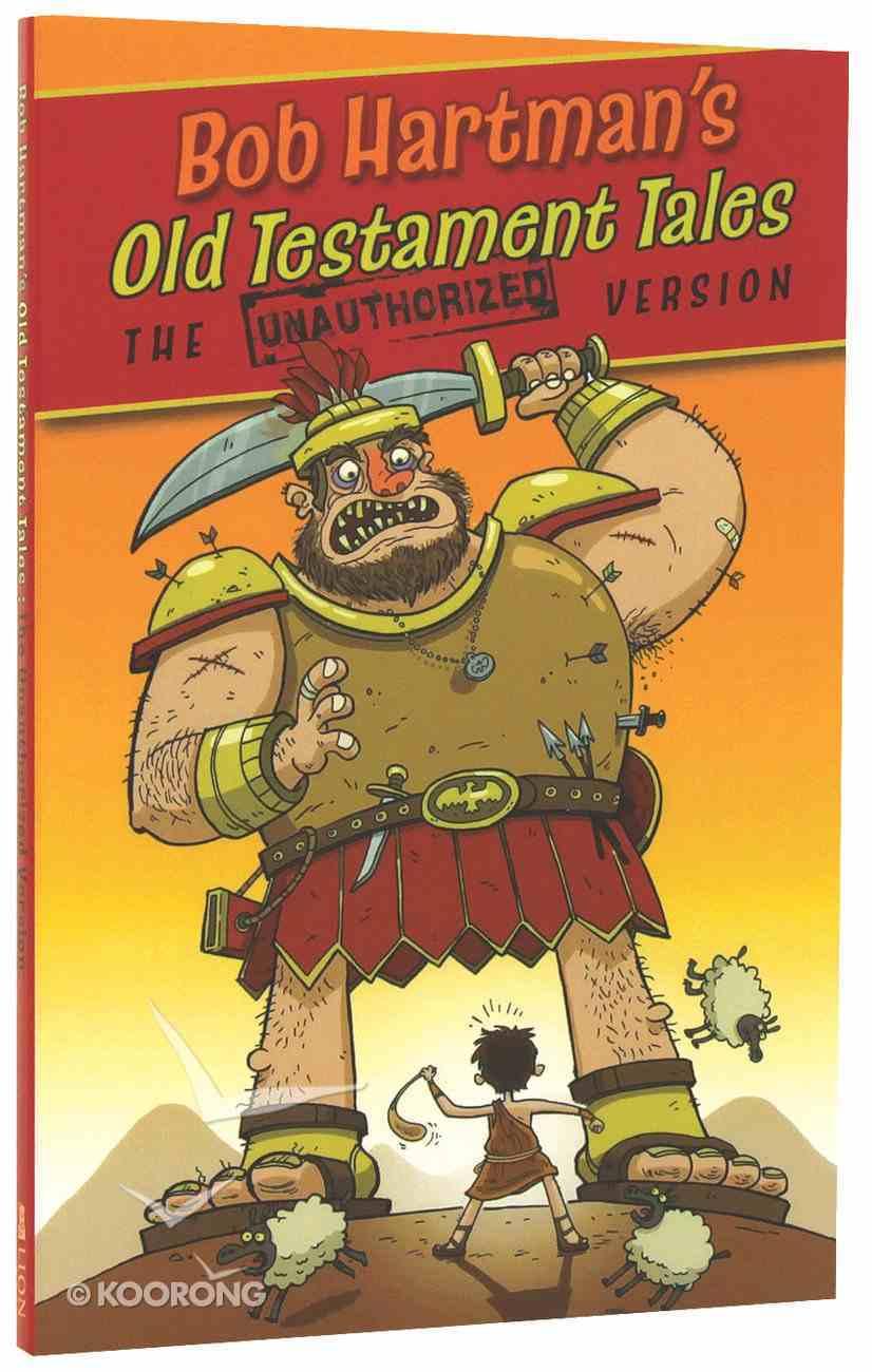 Bob Hartman's Old Testament Tales Paperback