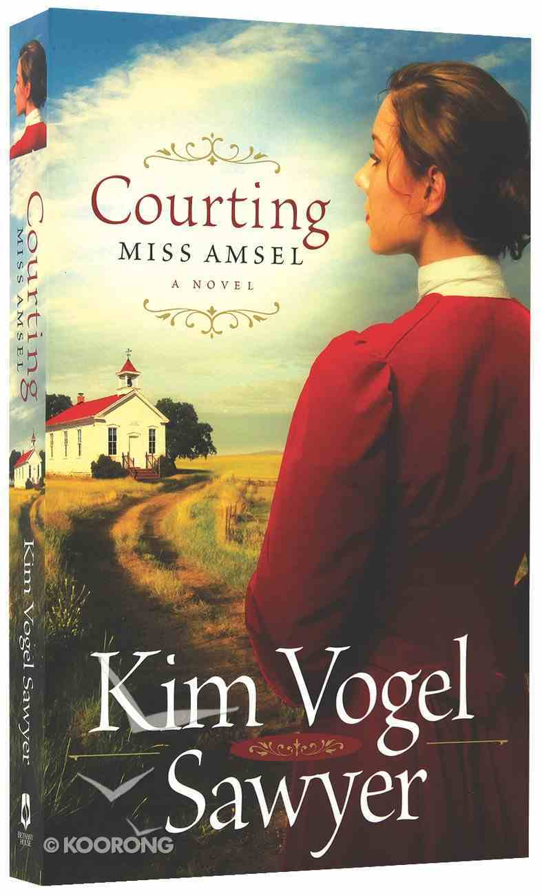 Courting Miss Amsel Paperback