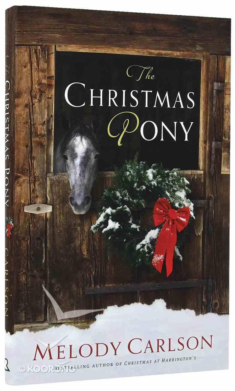 The Christmas Pony Hardback