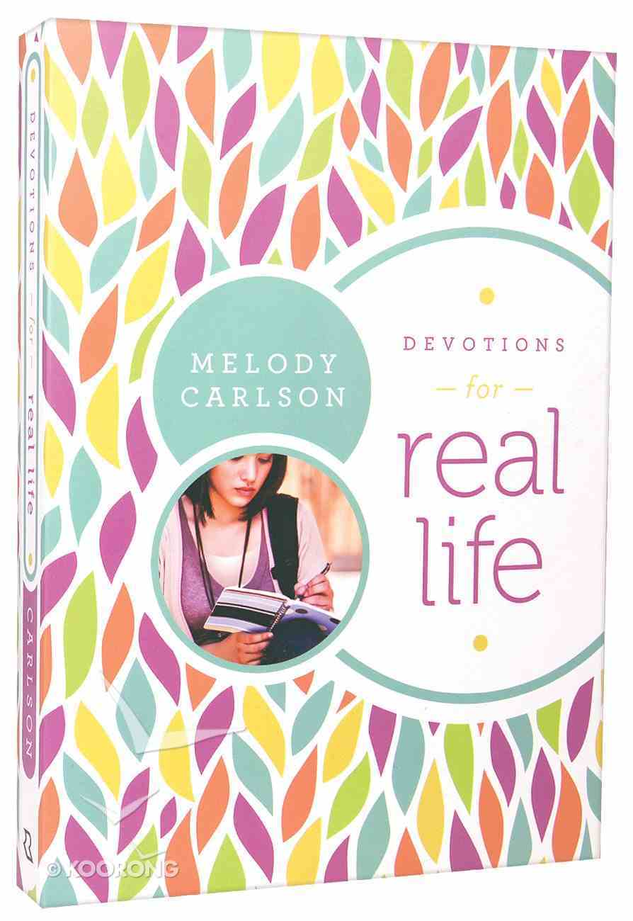 Devotions For Real Life Paperback