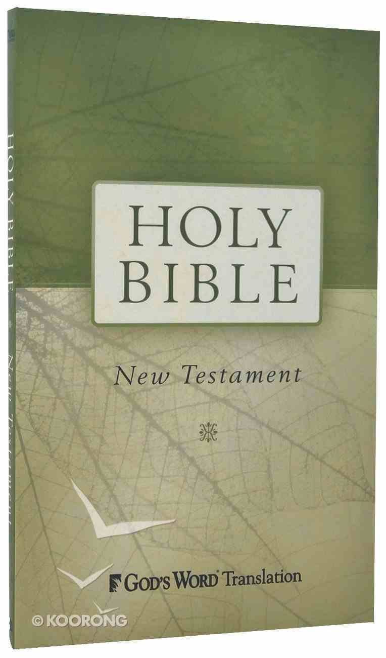God's Word Outreach New Testament Paperback