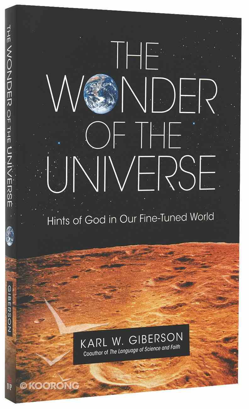 The Wonder of the Universe Paperback