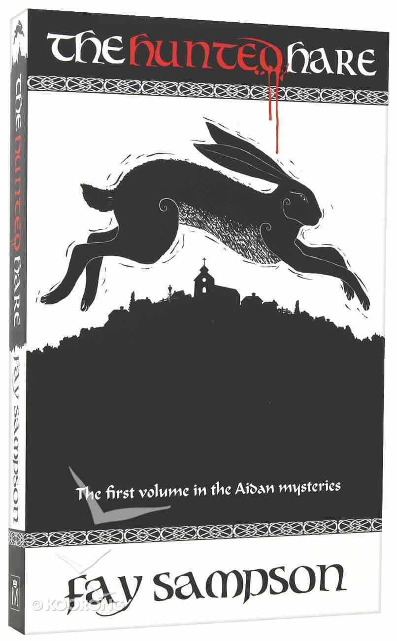 The Hunted Hare (#01 in The Aidan Mysteries Series) Paperback
