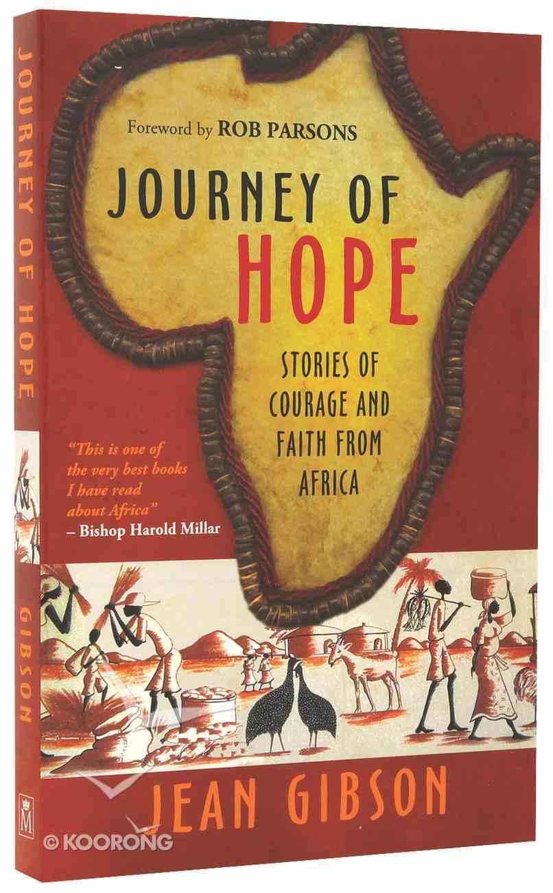 Journey of Hope Paperback
