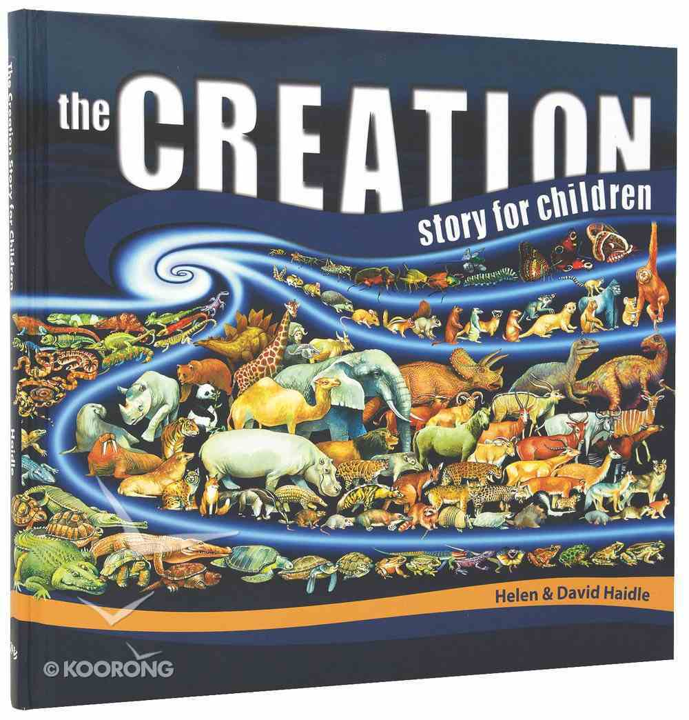 The Creation Story For Children Hardback