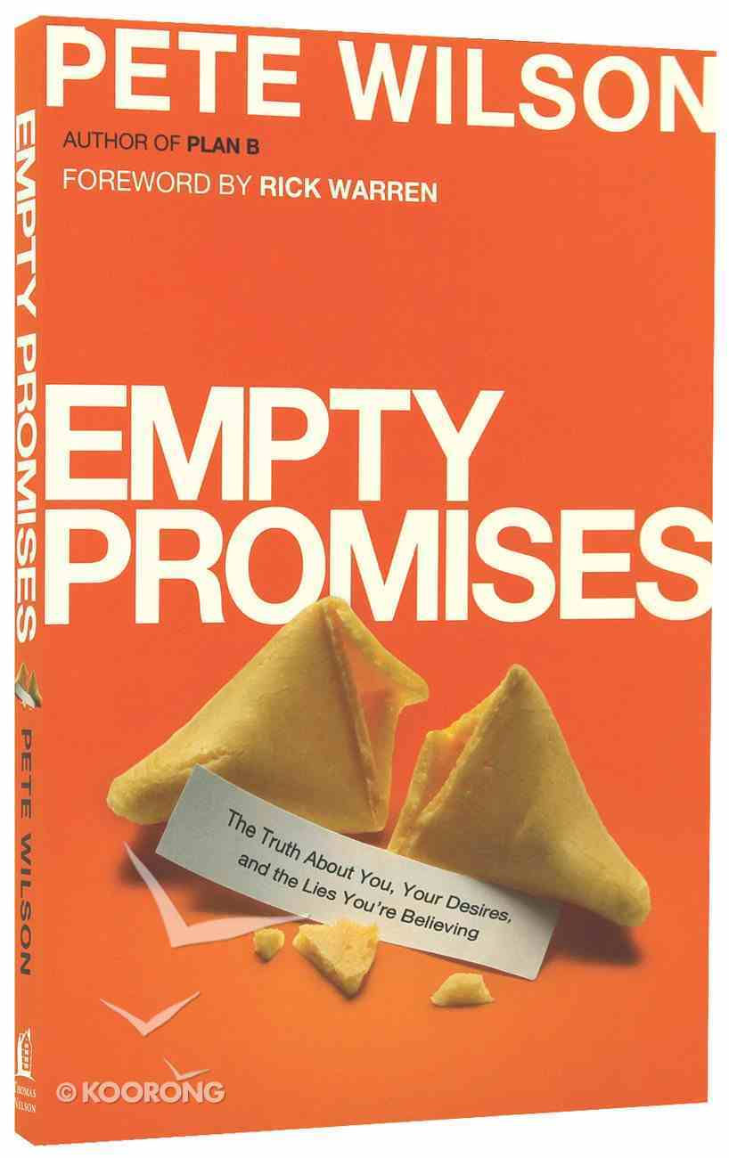 The Empty Promise of Godism Paperback