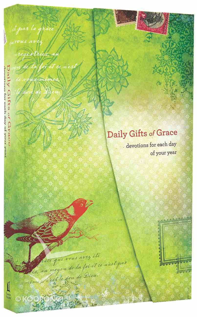 Daily Gifts of Grace Hardback