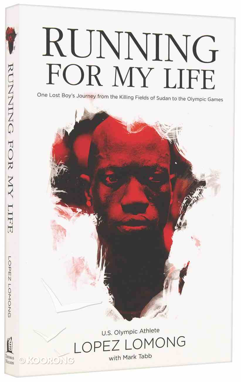 Running For My Life: One Lost Boy's Journey From the Killing Fields of Sudan to the Olympic Games Paperback