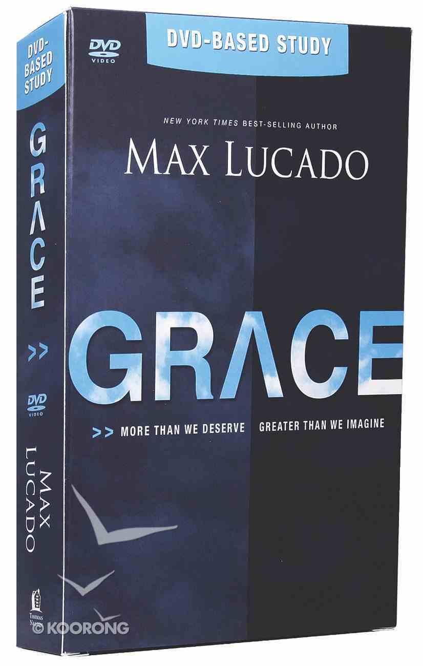 Grace (Dvd Based Study) Pack