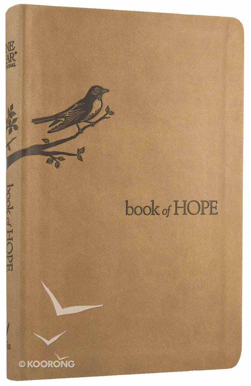 The One Year Book of Hope Devotional Imitation Leather
