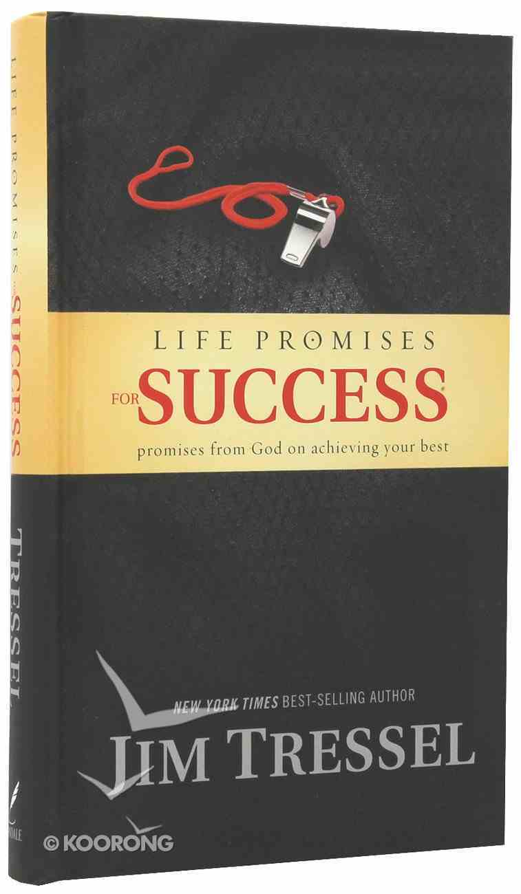 Life Promises For Success (NLT) (Life Promises Series) Hardback