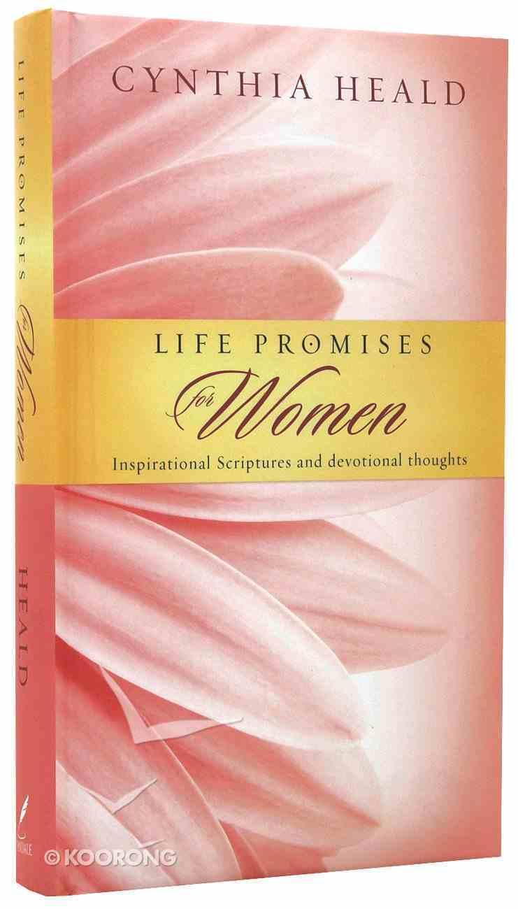 Life Promises For Women (NLT) (Life Promises Series) Hardback