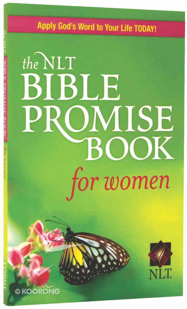 The NLT Bible Promise Book For Women (Bible Promises Series) Paperback