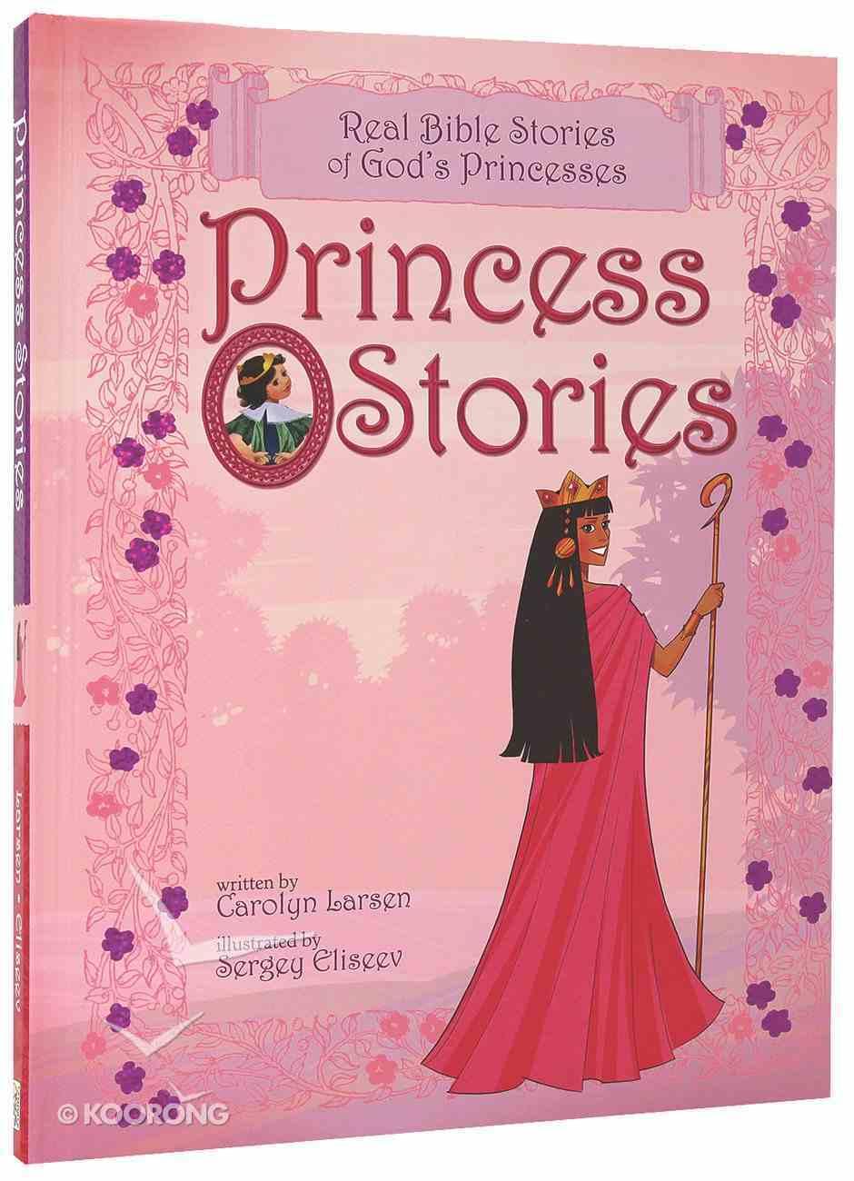 Princess Stories Hardback