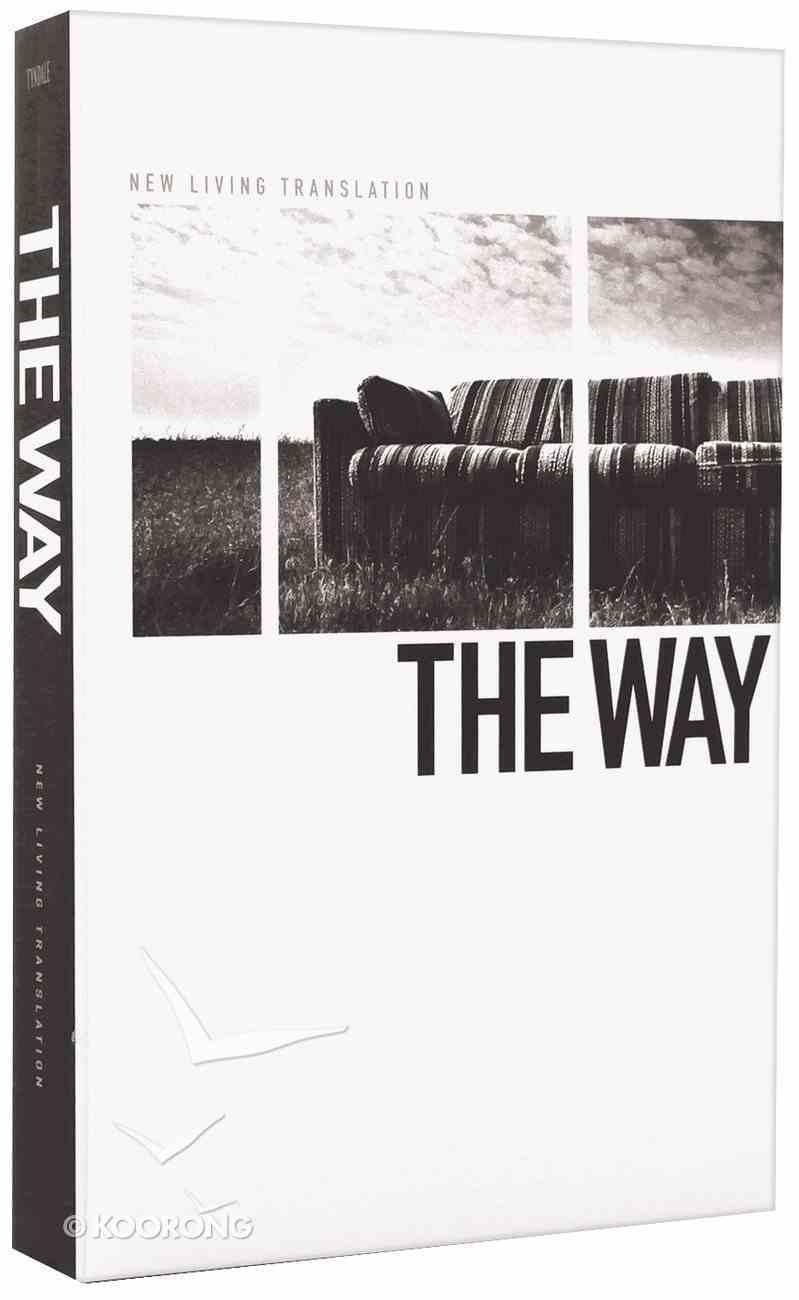 NLT the Way Bible (Black Letter Edition) Paperback