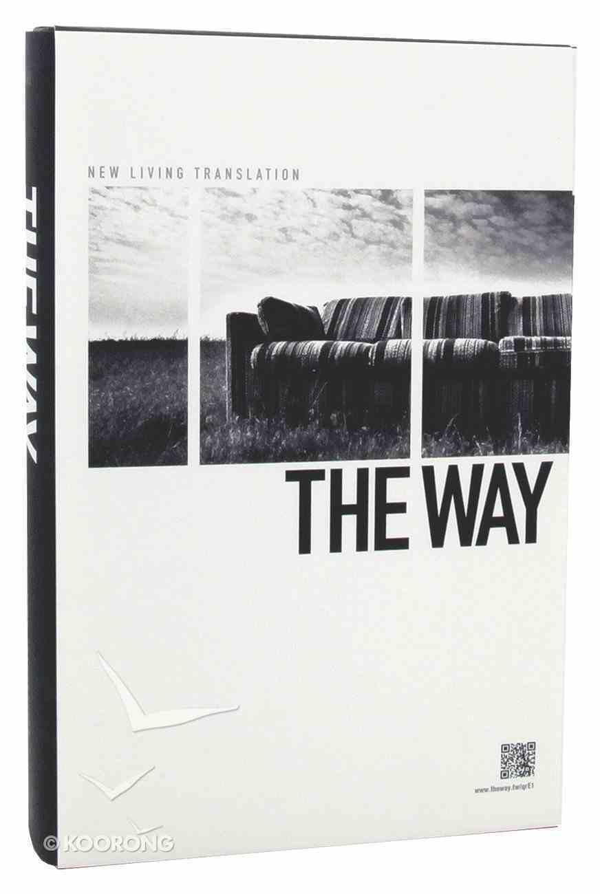 NLT the Way Bible (Black Letter Edition) Hardback
