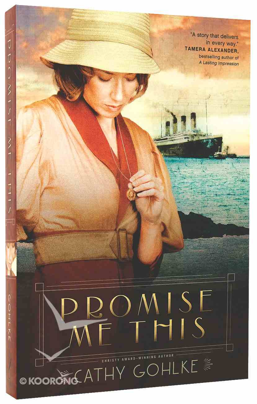 Promise Me This Paperback
