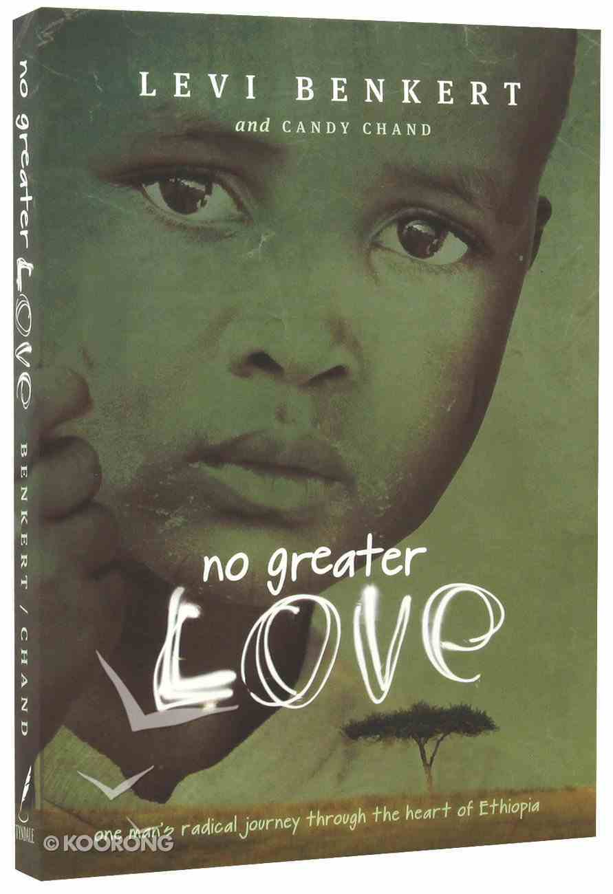 No Greater Love Paperback
