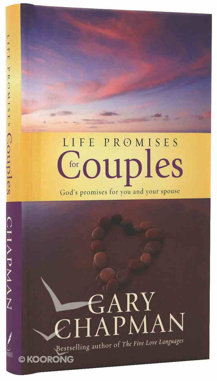 Life Promises For Couples (NLT) (Life Promises Series) Hardback